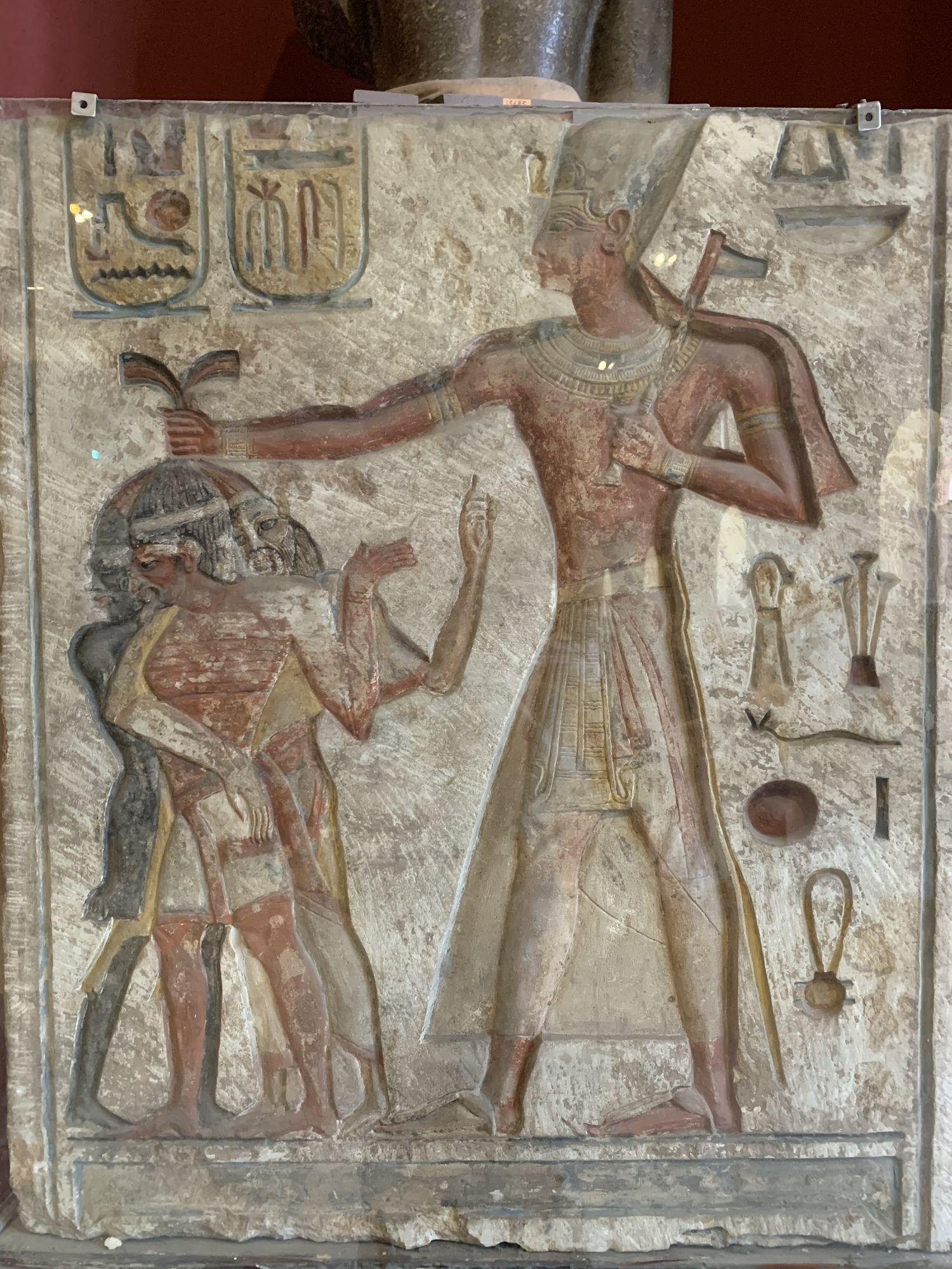Antiguo Egipto - Museo El Cairo - Egiptología